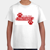 NEW 2015 Youth Panther Stripe Tee
